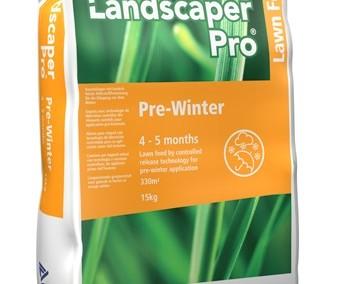 Landscaper Pro Pre-Winter