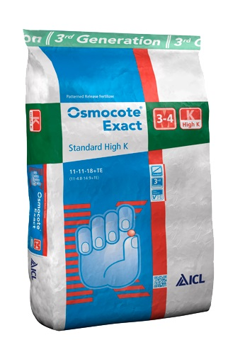Osmocote Exact 3-4 L High-K